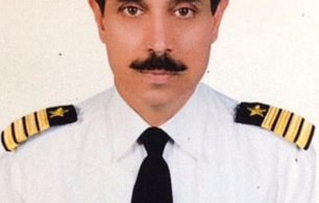 Sajad Gull flew crashed plane